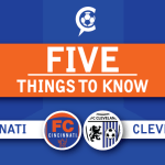 FC Cincinnati vs AFC Cleveland 5 Things to Know
