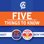 US Open Cup Semifinal – FC Cincinnati vs. New York Red Bulls: 5 Things to Know