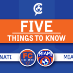 US Open Cup Quarterfinals – FC Cincinnati vs. Miami FC: 5 Things to Know