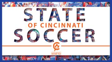 June 26th – State of Cincinnati Soccer