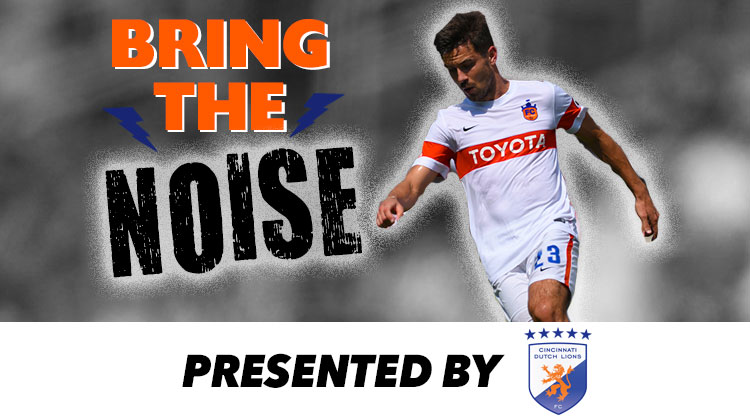 Bring the Noise - FC Cincinnati's Home Opener