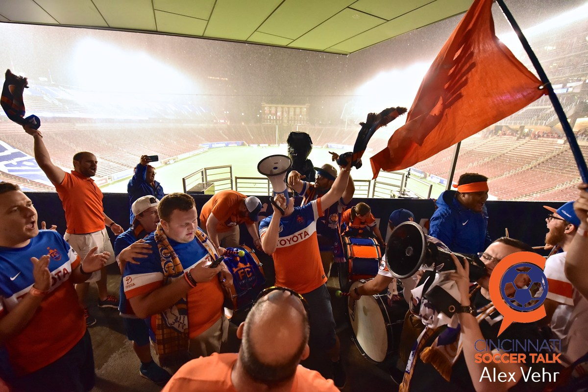 Photo Gallery: FC Cincinnati vs. Bethlehem Steel FC