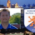 Cincinnati Dutch Lions FC Head Coach Sid van Druenen to Join CST Tuesday