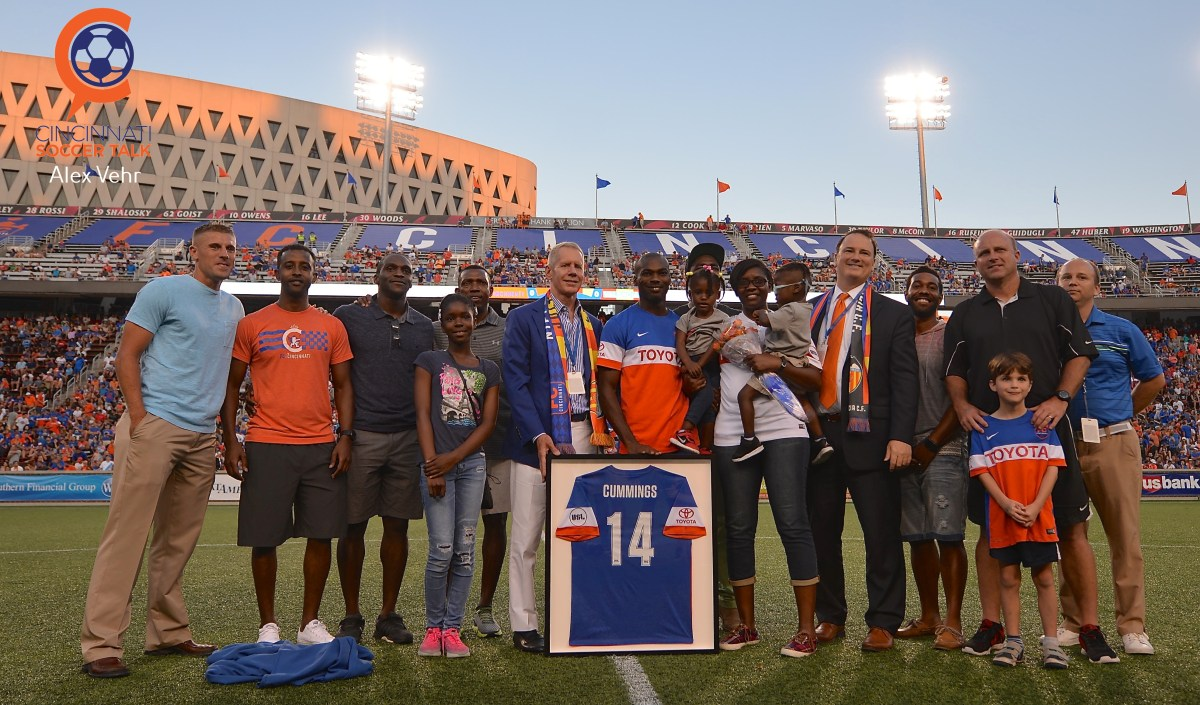 Photo Gallery: FC Cincinnati vs. Valencia CF