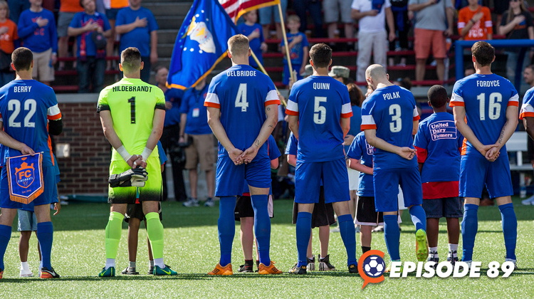 FC Cincinnati Wastes No Time Prepping for 2018