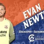 FC Cincinnati Sign Former Sacramento Republic Keeper Evan Newton