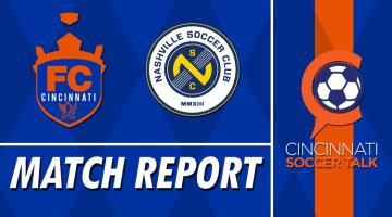 Preseason Match Report: FC Cincinnati vs. Nashville SC