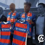 FC Cincinnati Adds Adi & Alashe as First MLS Signings