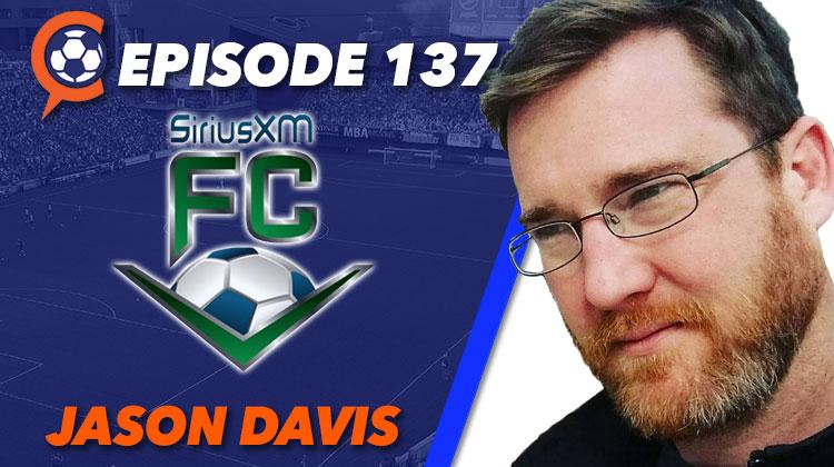 SiriusXM FC's Jason Davis on FC Cincinnati