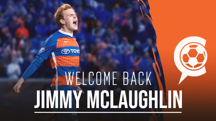 FC Cincinnati adds McLaughlin to the MLS squad