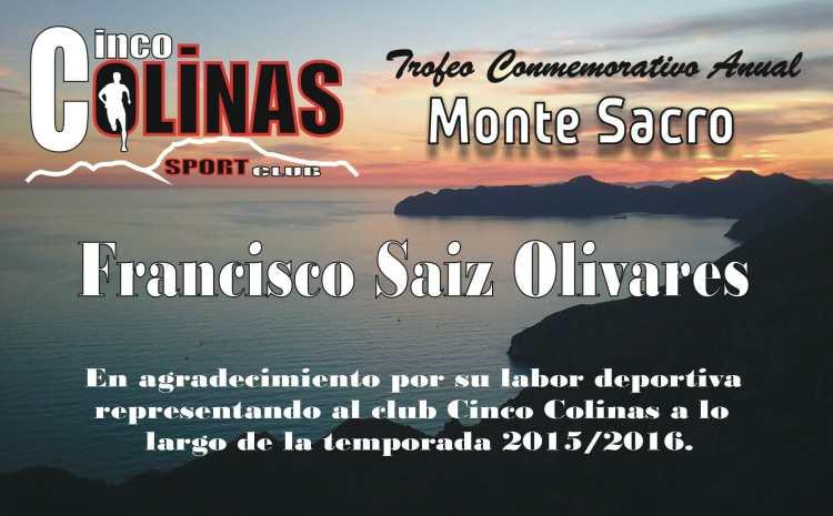 Trofeo Monte Sacro Francisco