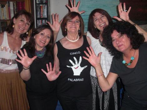 LA FAMILIA EN CINCO PALABRAS