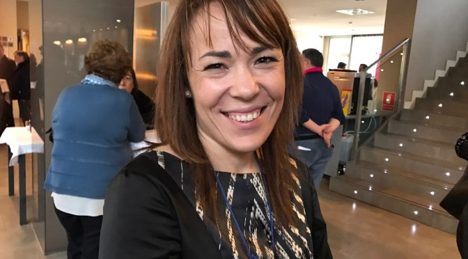 ESCRIBE TU RELATO DE MAYO (I): ANA ROSA QUINTANA, coordinadora de UPYD Castilla-La Mancha