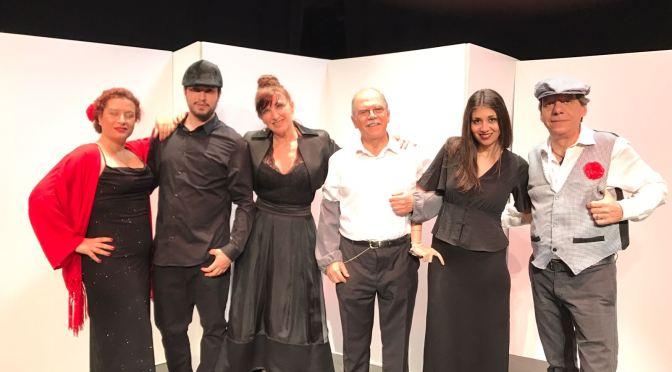 ESCRIBE TU RELATO DE MAYO (II): LOS ACTORES DE 'LOS CARBONEROS' DE BARBIERI