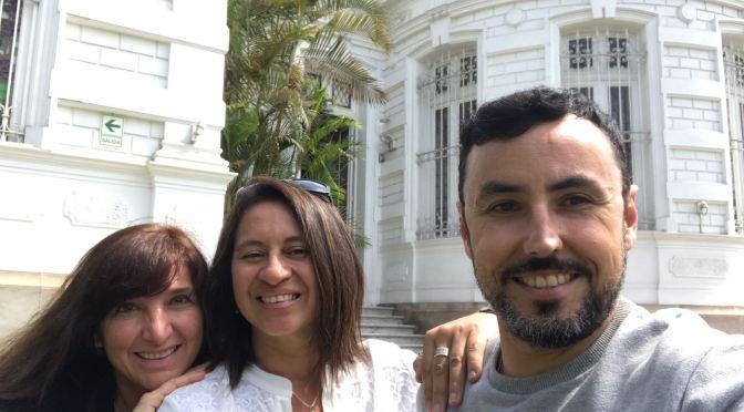 ESCRIBE TU RELATO DE JUNIO (I): BLANCA SILVA, GUÍA DEL @MuseodeOsma 