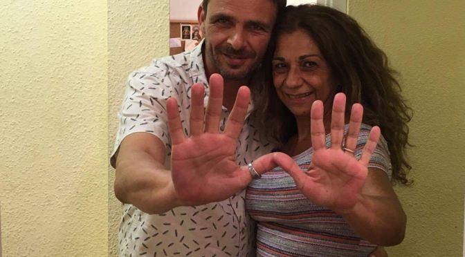 ESCRIBE TU RELATO DE JUNIO (III): Lolita Flores @sarandonga55 y @LuisMottola, @TeatroLaLatina