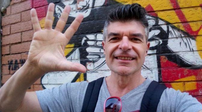 ESCRIBE TU RELATO DE AGOSTO (I): EL ACTOR @nachoguerreros DE @LQSAtelecinco