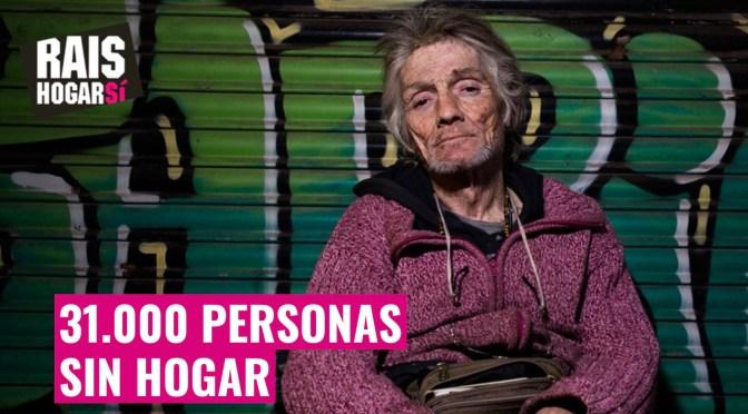 LA CAUSA DEL MES DE ENERO: LA FUNDACIÓN RAIS HOGAR SI @RAISFundacion