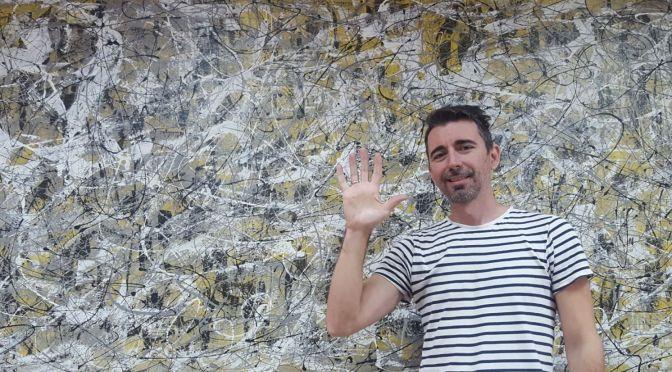 ESCRIBE TU RELATO DE DICIEMBRE (III): EL ARTISTA FERNANDO RUIZ PAVON @fpavonart