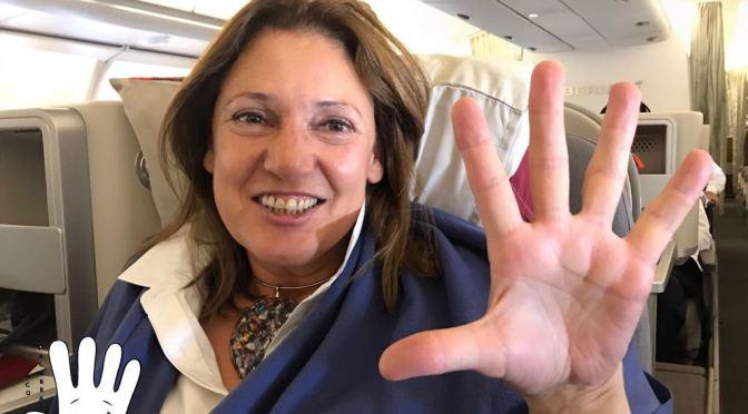 ESCRIBE TU RELATO DE MARZO (III): Directora de Medios de Asuntos Exteriores Ana María Rodríguez Pérez