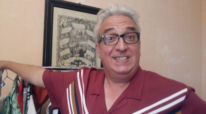 ESCRIBE TU RELATO DE MARZO (II): El actor y humorista @LeoHarlem @GraciaOlayo