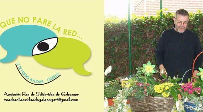 LA CAUSA DEL MES DE AGOSTO: LA RED DE SOLIDARIDAD DE #GALAPAGAR