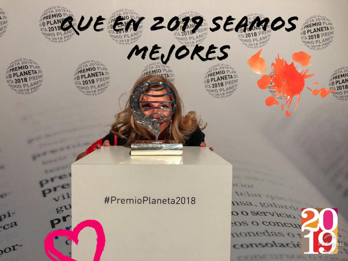 EL PRÓLOGO DEL MES DE ABRIL: @Xenia_Rambla, finalista del Premio Planeta 2018
