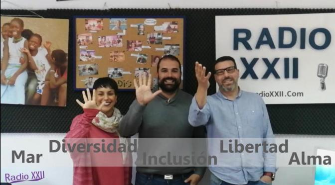 ESCRIBE TU RELATO DE Abril (III): equipo de  @radioXXII