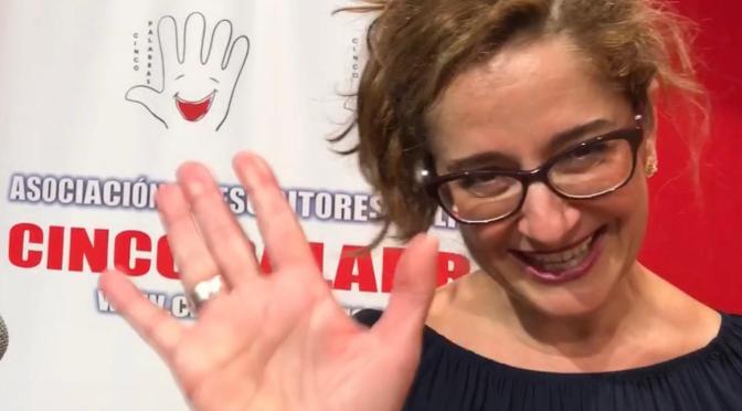 EL PRÓLOGO DEL MES DE MAYO: ROSA GARCÍA LAFUENTE