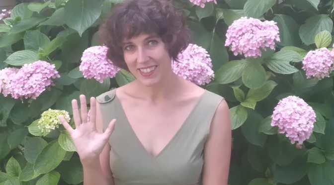 ESCRIBE TU RELATO DEL MES DE JUNIO (IV): la actriz lucía álvarez @Lucia_Alvarez_