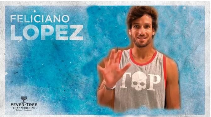 ESCRIBE TU RELATO DEL MES DE JULIO (V): @feliciano_lopez, tenista