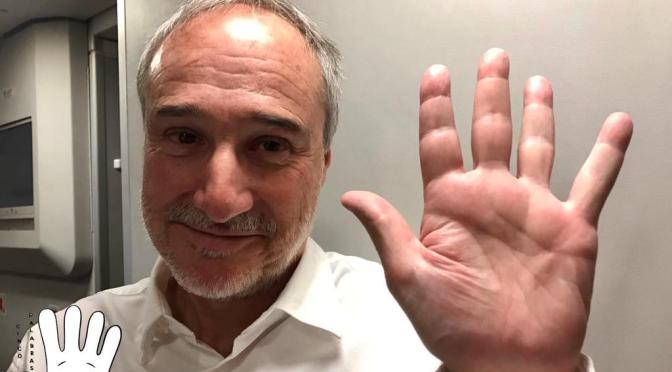 ESCRIBE TU RELATO DEL MES DE JULIO (I): Juan Francisco Montalbán Carrasco, DIPLOMÁTICO. EX EMBAJADOR DE ESPAÑA EN CUBA