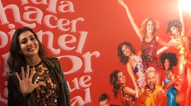 ESCRIBE TU RELATO  DEL MES DE OCTUBRE (V): Raquel Martín, actriz @raquel17_madrid