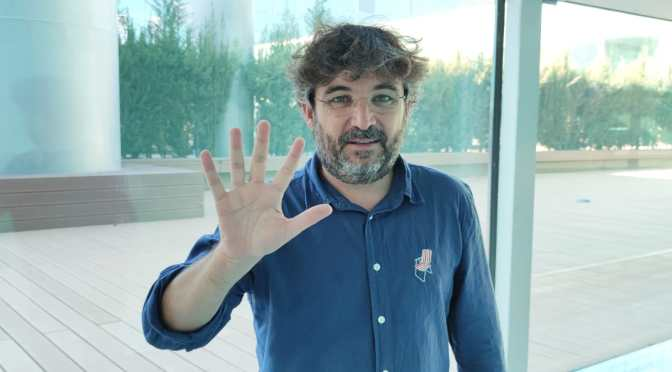 ESCRIBE TU RELATO DEL MES DE JULIO (IV): JORDI ÉVOLE @jordievole, PERIODISTA