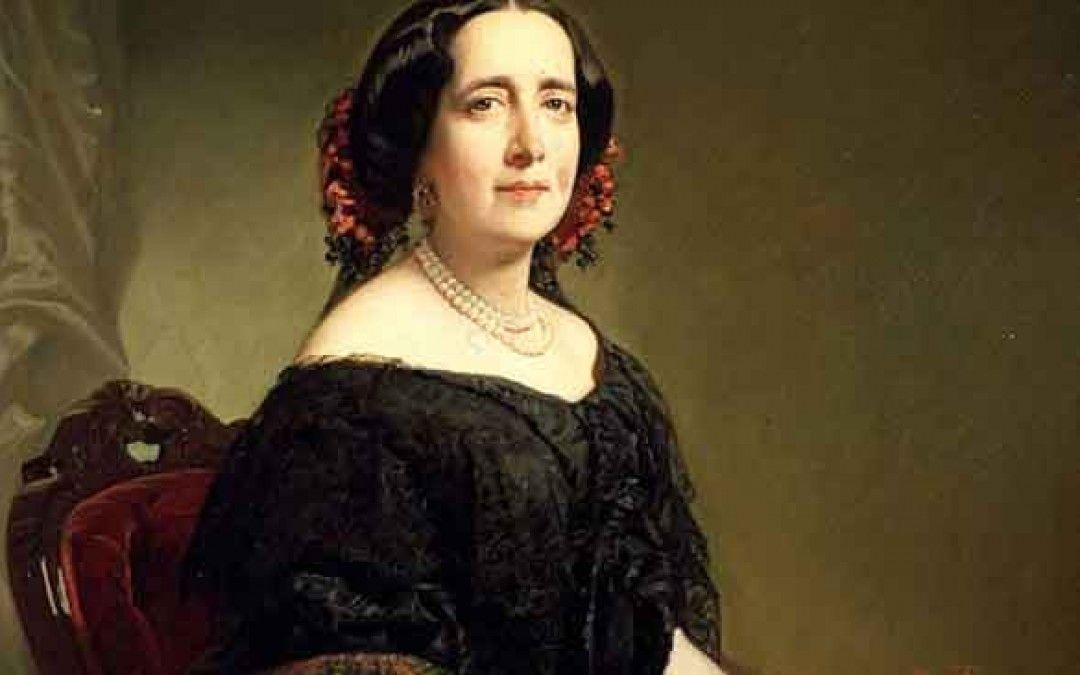 Gertrudis Gómez de Avellaneda, Soledad del alma
