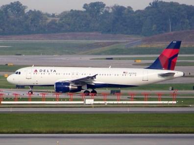 CVG Delta A320 N323US