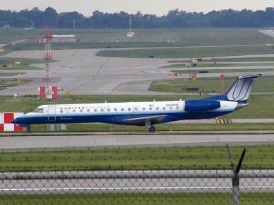 CVG Trans States ERJ-145 N846HK