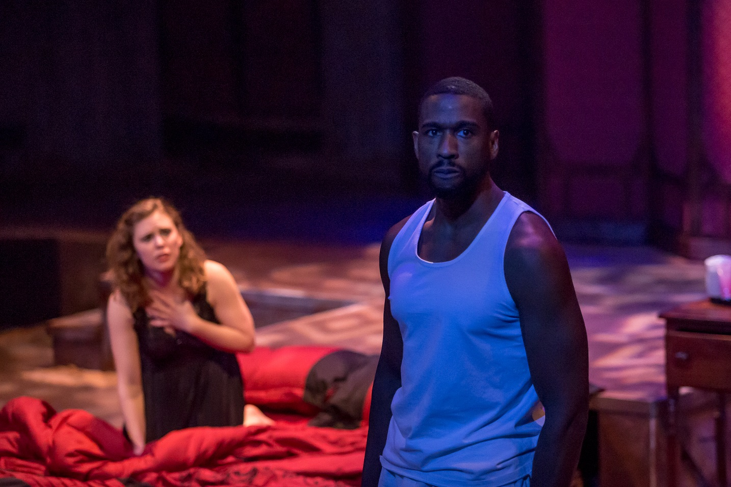 othello vulnerability Love, envy, and innuendo drive the central conflicts in this iconic tragedy othello  examines our vulnerability to both sides of manipulation, and the devastating.