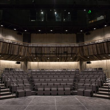 The Otto M. Budig Theater 16