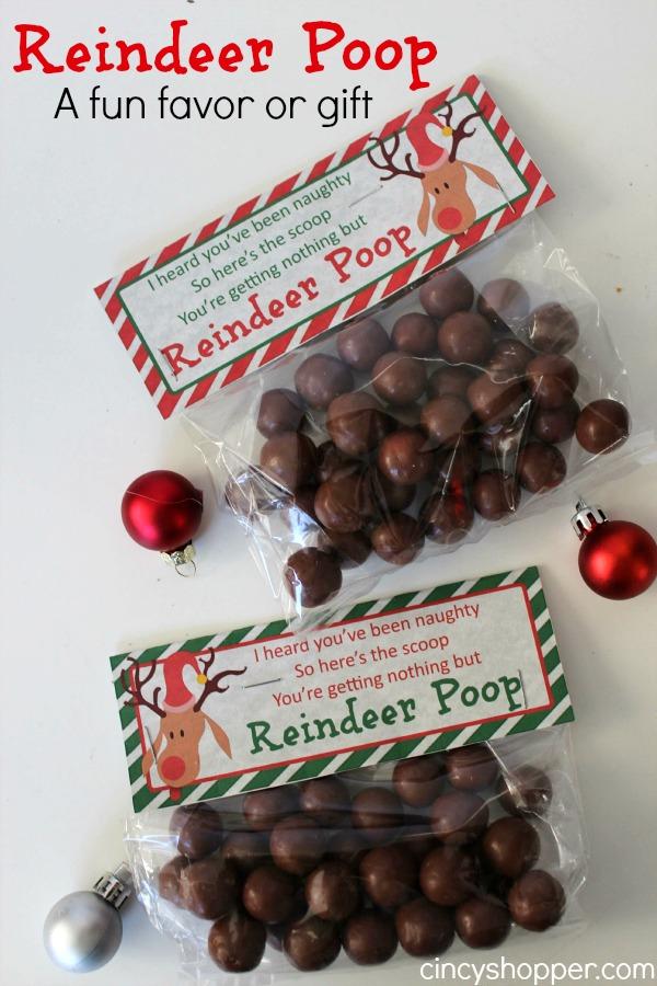 Reindeer Poop CincyShopper
