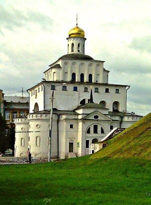 Valdimir, church, Russia