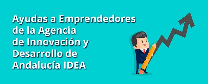 Ayudas Agencia IDEA