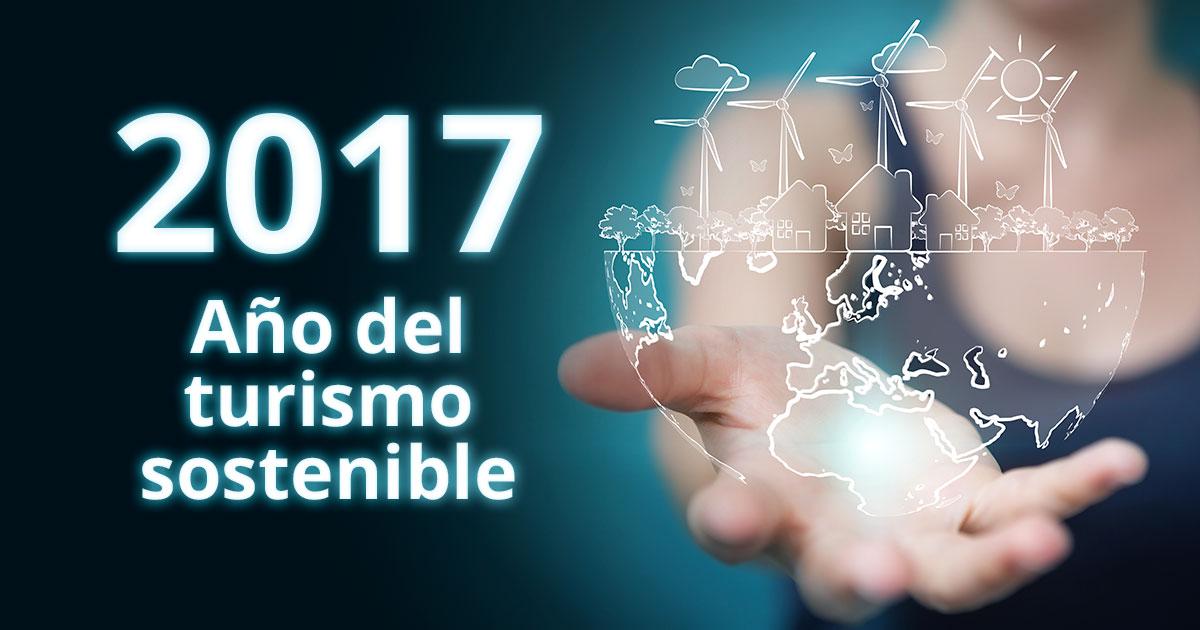 2017 Turismo Sostenible