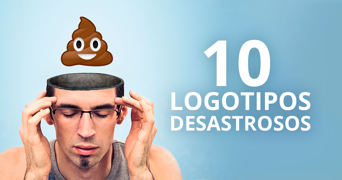 10 Logotipos Desastrosos