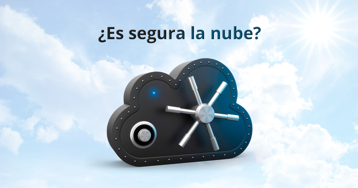 ¿Es segura la nube?