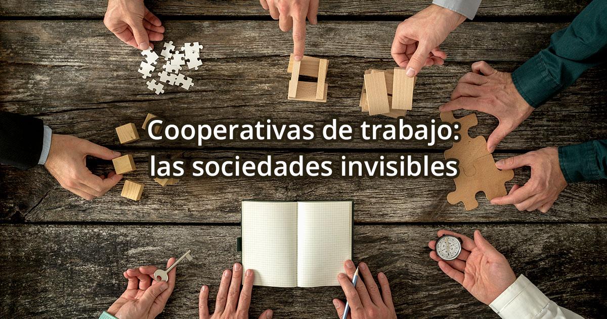 Cooperativas de trabajo