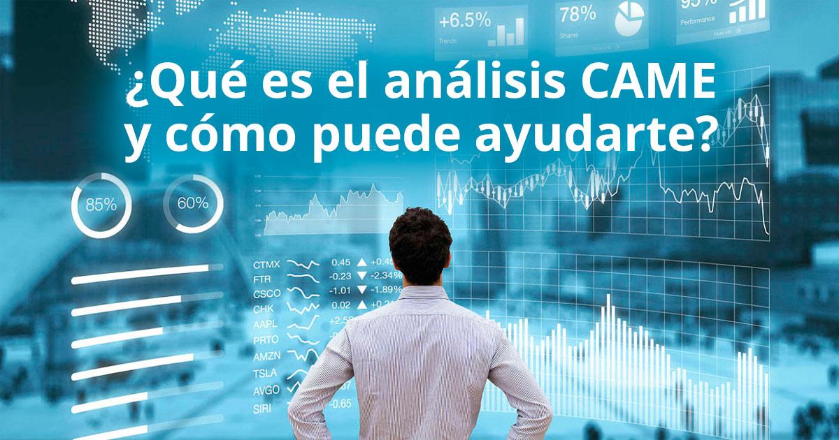 Qué es un análisis CAME