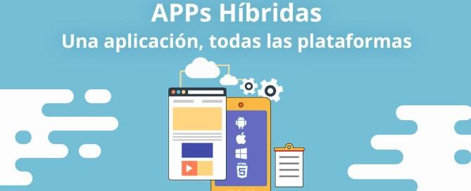 Aplicaciones híbridas