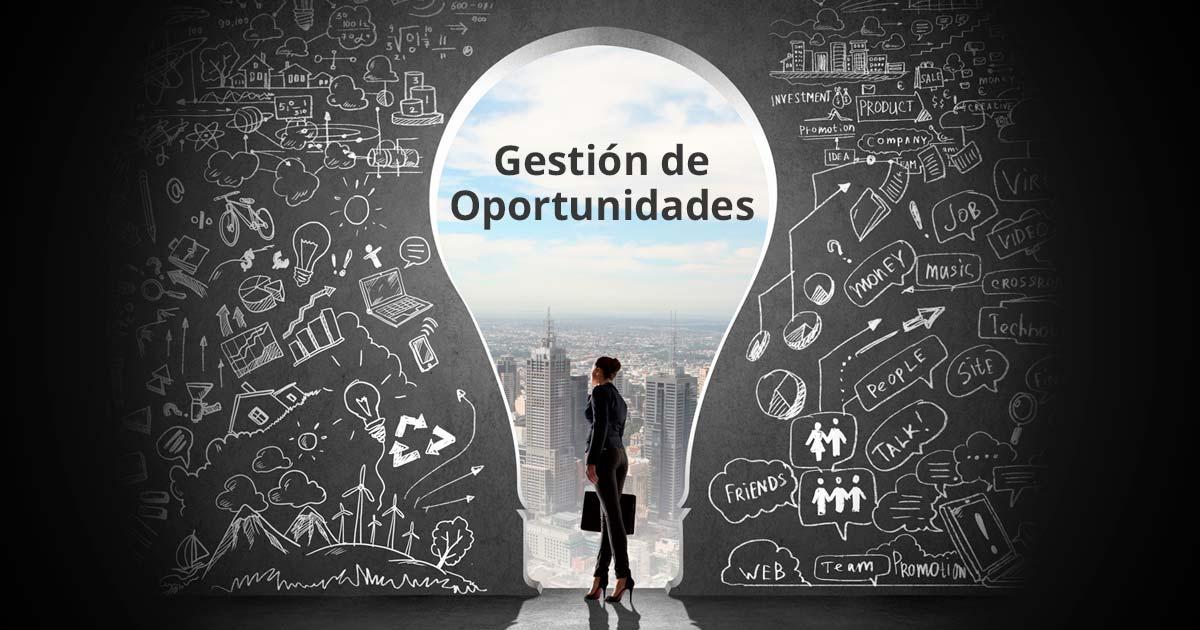 Gestión de oportunidades