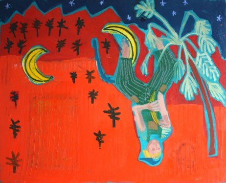 Breakdown banana breakdown, Oriele Steiner, University of Brighton